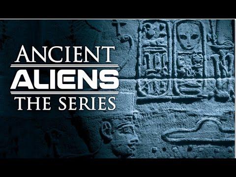 Alienígenas do Passado - ET's e OVNIS em INSCRIÇÕES EGÍPCIAS !