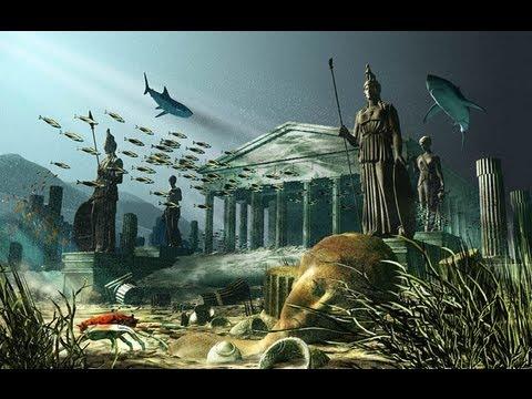 VÍDEO sobre ATLÂNTIDA - O Mistério dos Minóicos