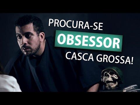 PROCURA-SE OBSESSOR CASCA GROSSA (Humor e Espiritismo)