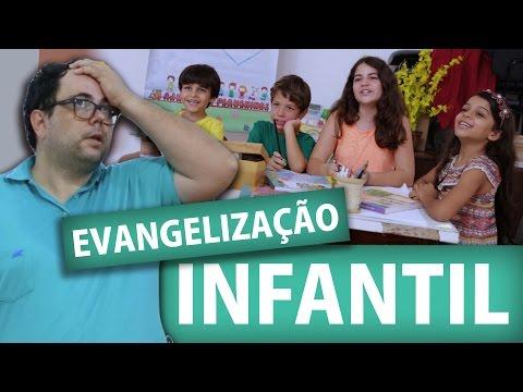 EVANGELIZAÇÃO INFANTIL (Humor e Espiritismo)