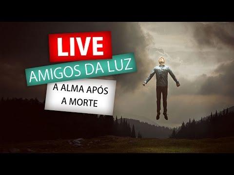 VÍDEO-AULA: Tema A ALMA APÓS A MORTE !