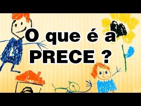 Histórias Espíritas para crianças - O QUE É A PRECE ?