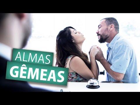 VÍDEO-HUMOR : ALMAS GÊMEAS (Humor e Espiritismo)