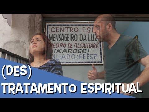 VÍDEO-ESPIRITUALISMO com HUMOR: Tema (DES)TRATAMENTO ESPIRITUAL !