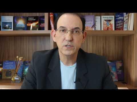 Convite - Curso de Reiki Usui 1 por videoaulas com Moacir Sader