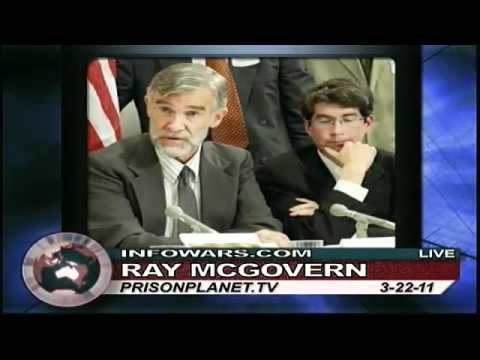 Retired CIA Officer Ray McGovern: Libya Will Remain a Transnational Oil Fiefdom 1/2