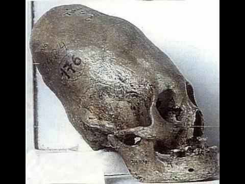 Massive Skulls of the Nephilim