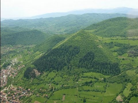 Massive European Pyramids Discovered