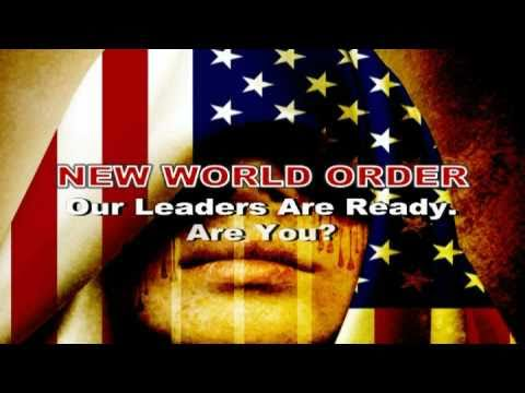 New World Order - Our Leaders Are Ready. Are You?