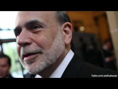 Ben Bernanke Confronted by WeAreChange