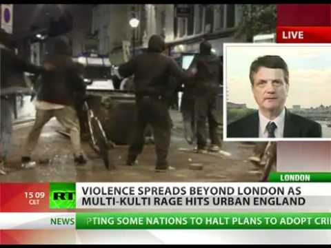 British MEP Calls For Martial Law