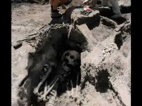 Giant Humans Found in Israel; Why All the Secrecy?.