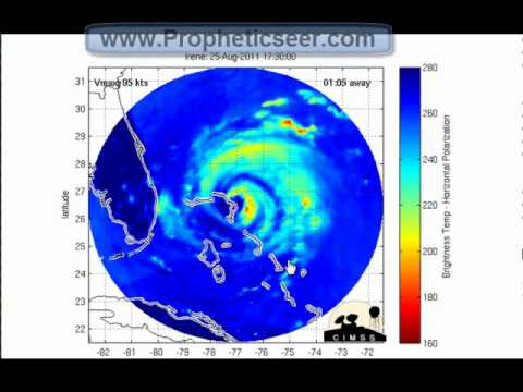 Hurricane Irene IS MAN MADE and being guided by HAARP!