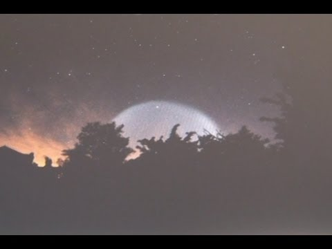 Huge Bubble Cloud over Beijing Skies Mystifies Observers