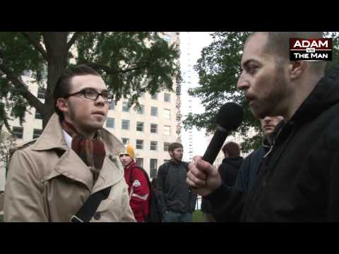 """Obama Supporters """"Occupy"""" DC OPERATIVES POSTING AS ACTIVISTS IN DC"""