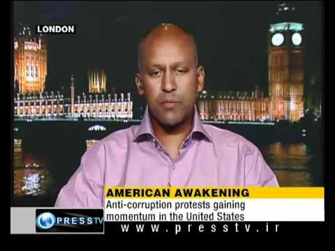 American Awakening spreads to 1,000 cities-News Analysis-10-08-2011