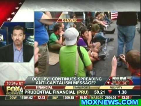 Is Occupy Wall Street Movement Just Like The Tea Party? (LOL)