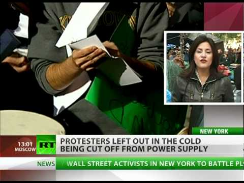 Occupy Winter: OWS left out in the cold