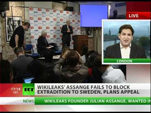 'Assange could face torture in US but arrest won't stop leaks'