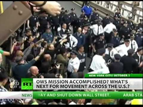 OWS only stronger after two months