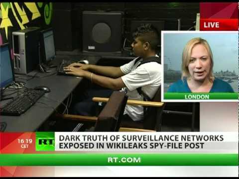 Spy Files: WikiLeaks exposes dark secrets of surveillance