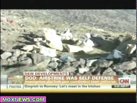 DOD: US Troops Acted In Self-Defense When They Attacked & Killed 24 Pakistani Soldiers