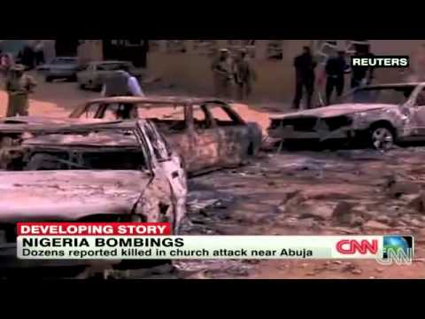 Nigeria: Wave of Christmas Mass Suicide Bombings Target Christians Killing At Least 39