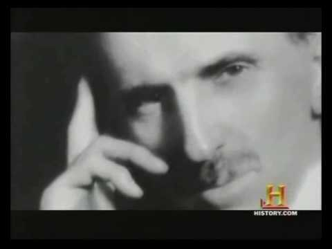 Nikola Tesla - Mad Electricity part 4 of 5