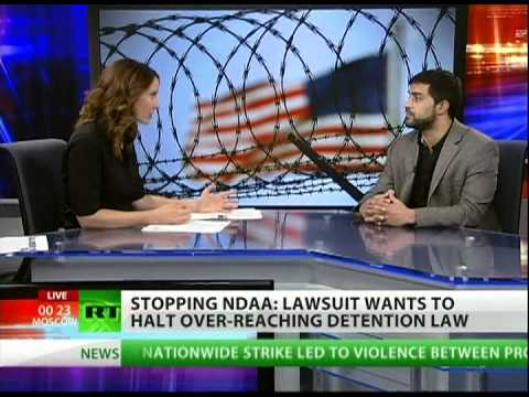 NDAA - the first step to the death of individual liberties