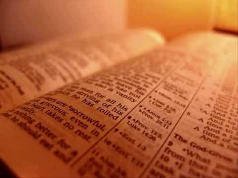 The Holy Bible - Matthew Chapter 4 (King James Bible)