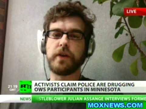 Minnesota Cops Caught Giving Drugs To Occupy Protesters