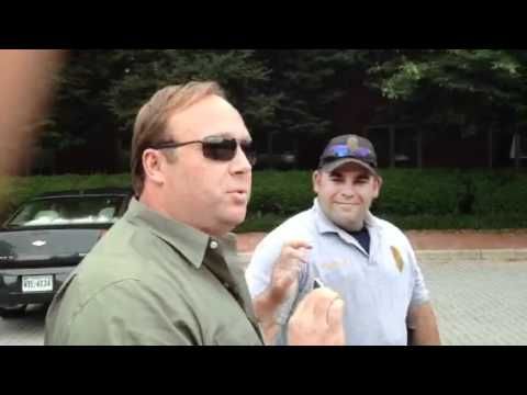 Alex Gets Kicked Out of Bilderberg 2012 Hotel