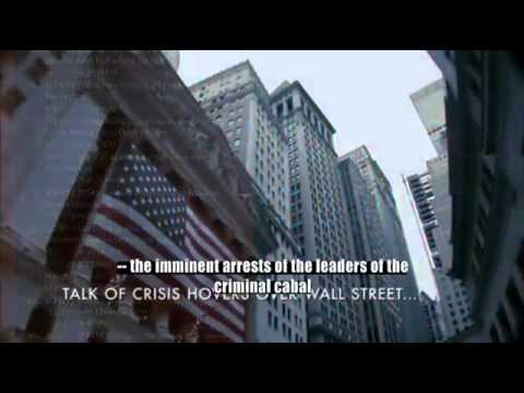 Imminent Televised Event Mass Arrests of 10,000 Global Cabal Members - 2012
