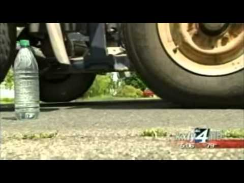 Fault Line Under Spokane, W.A.? USGS Sends Shockwaves Throught the Ground - June 23, 2012