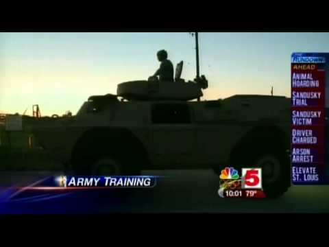 RED ALERT: US ARMING TRANING FOR MARTIAL LAW?