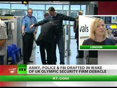 Security Relay: FBI to boost crumbling London defense