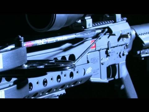 PSE Tactical Assault Crossbows TAC15, TAC10, TAC15i, & TAC10i in HD