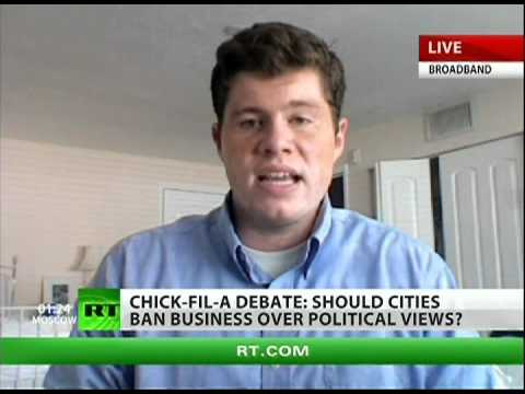 Chick-fil-A to be prosecuted for their CEO?
