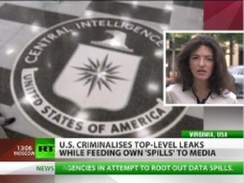Spill Thrill: FBI on hunt for 'unauthorized' top-level leakers