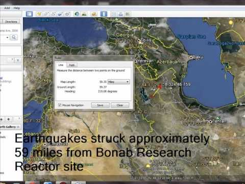 WW3 H.A.A.R.P Targeting Iran Nuclear Reactors with Earthquakes