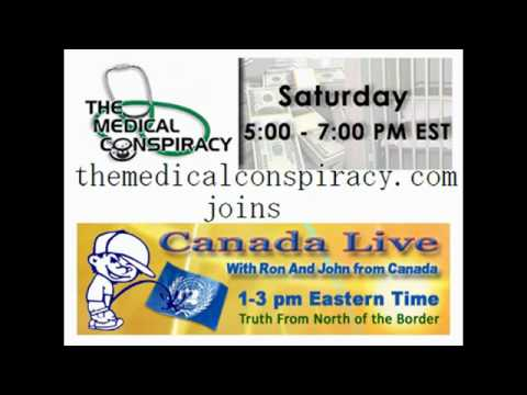 Dr. Carpenter and Julie Mitchell join Canada Live with John Conner and Ron Stephens.