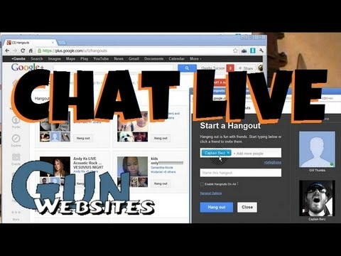 How to Chat LIVE on You Tube
