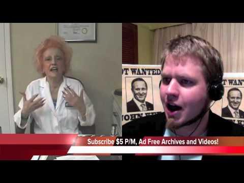 27 August 2012, Dr. Antonella Carpenter, I kill Tumors, Not My Patients 1 of 3