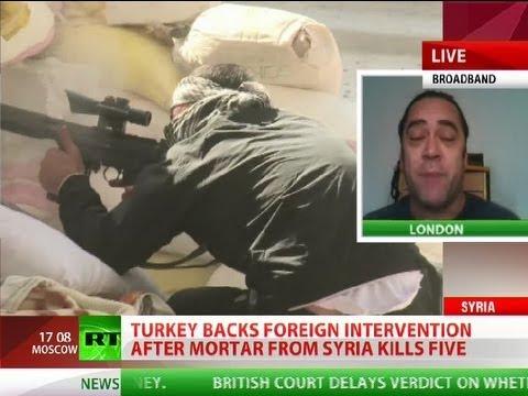 Western Nations Stage False Flag to Provoke Turkey