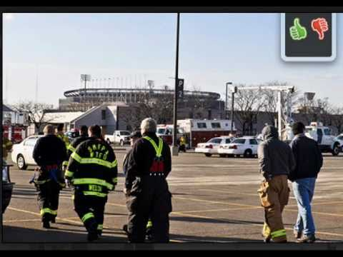 """REPORT"" FEMA Exercises at Giants Stadium. MARTIAL LAW IS COMING"