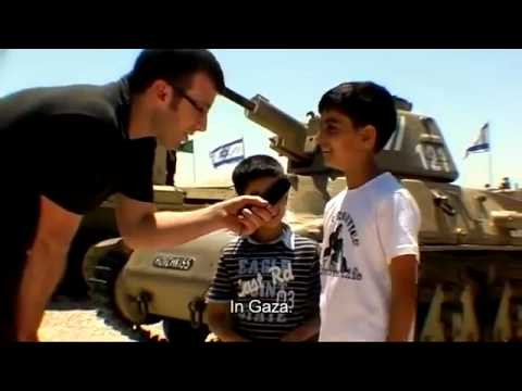 ISRAEL TEACHES CHILDREN TO KILL AND HATE ARABS.MUST SEE!!!