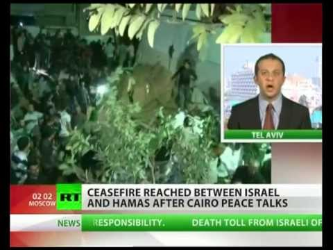 Ceasefire in affect in Gaza: for the time being