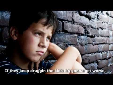 S.S.R.Lies music video - 2012 edition - exposes the psychiatric drugging of children
