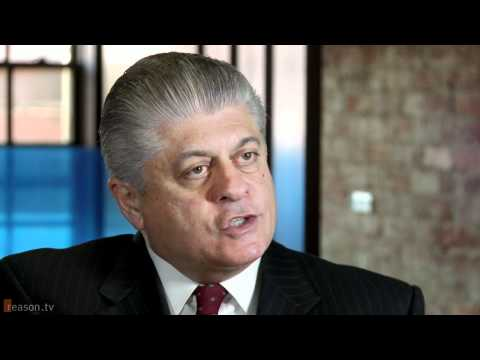 Judge Napolitano: Why Taxation is Theft, Abortion is Murder, & Gov't is Dangero