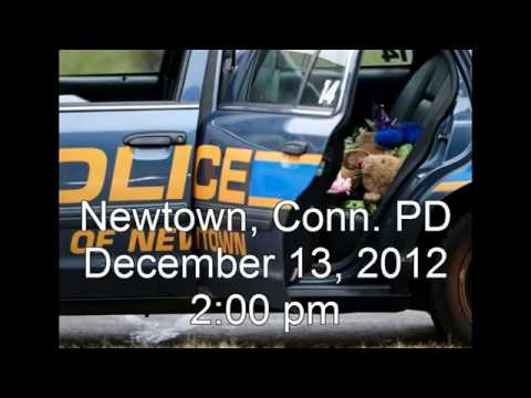 POLICE AUDIO: Weird Incident Involving a School in Newtown 1 Day Before Sandy Hook Massacre